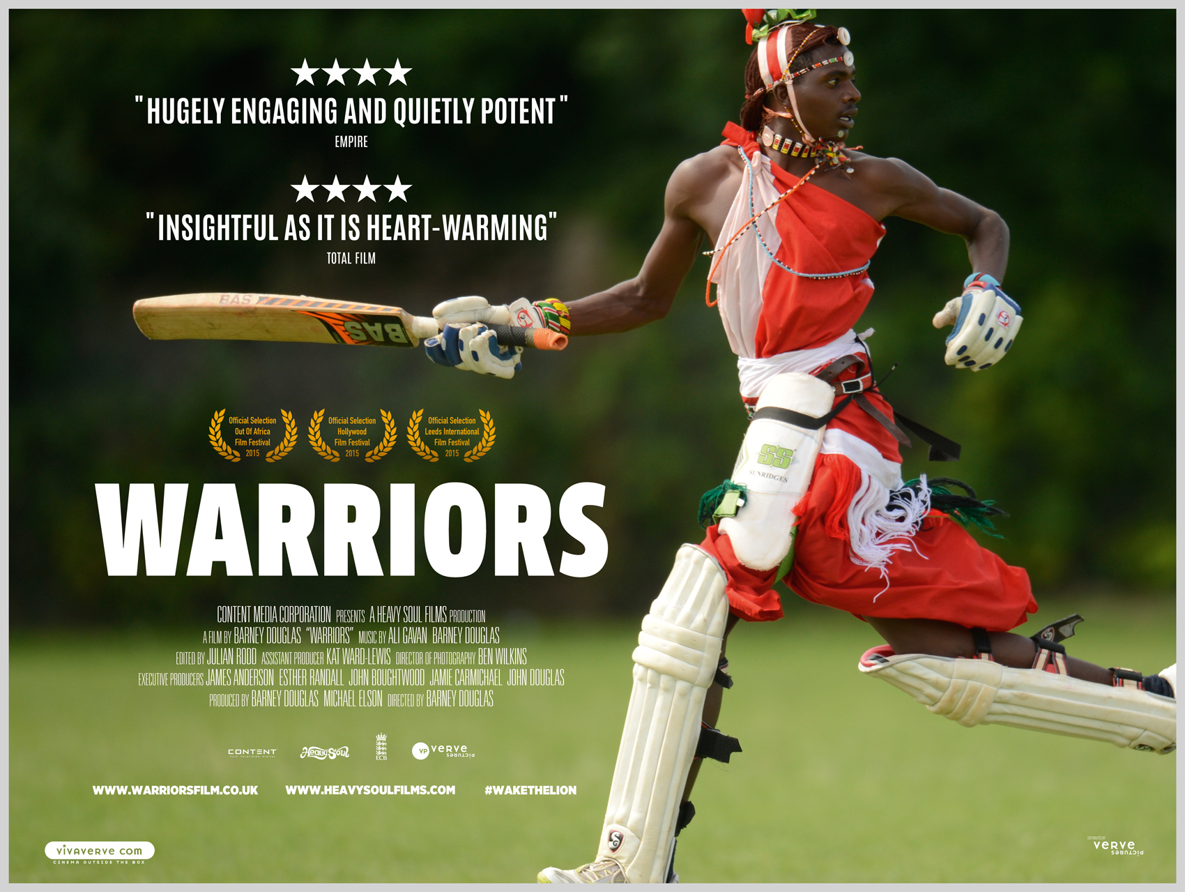 Warriors | warriorsfilm co uk